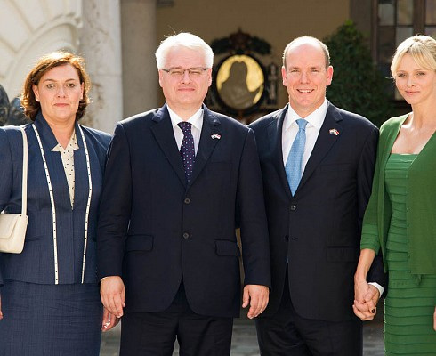 Visite officielle du Prési...