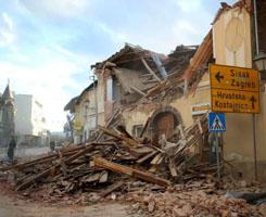 Tremblement de terre en Croatie, 29 décembre 2020