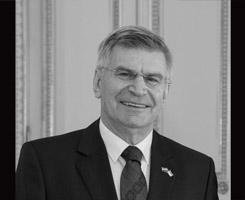 Décès de S.E. M. Filip Vučak, Ambassadeur de la République de Croatie