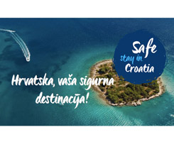 """Projet """"Safe stay in Croatia"""" pour un séjour en toute sécurité"""