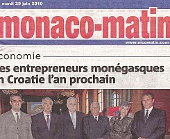 2010 - Article Monaco-Matin - Coatie 2010