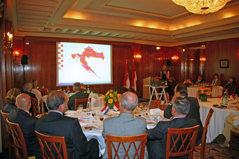 Croatia investment workshop 2007 consulat de croatie en for Billet salon